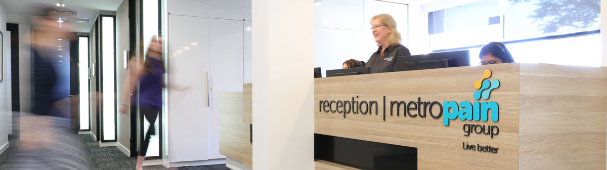 MPG friendly reception staff